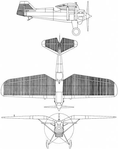 PZL P-1