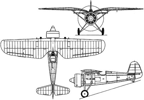 PZL P.11 (1931)