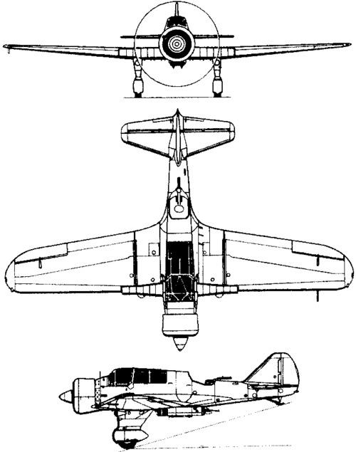 PZL P-23 / P-43 Karas  (1934)