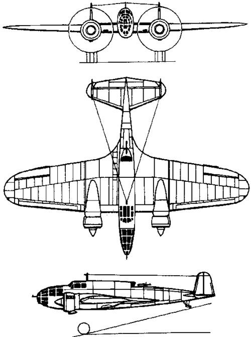 PZL P-37 Los (1936)
