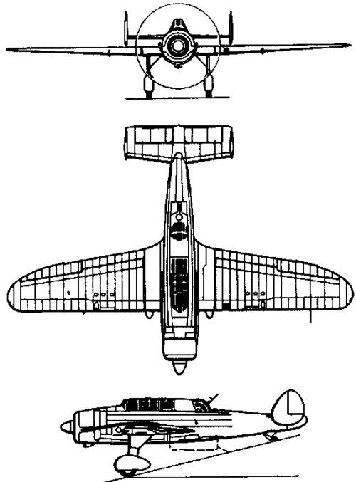 PZL P.46 Sum  (1938)