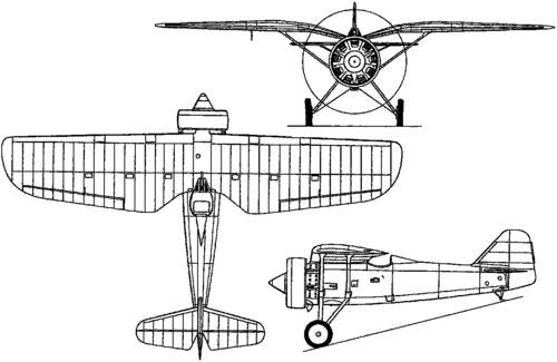 PZL P.7  (1930)