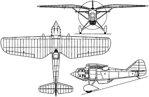 PZL P.8  (1932)