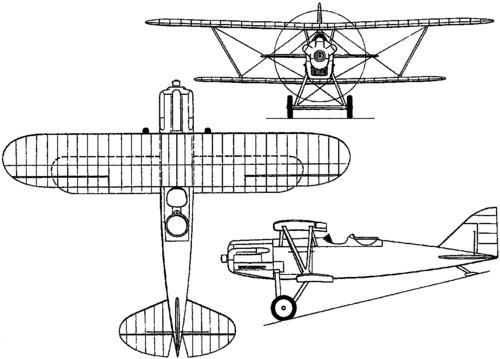 Polikarpov 2I-N1 (DI-1) (1926)