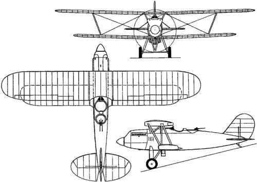 Polikarpov DI-2 (1929)
