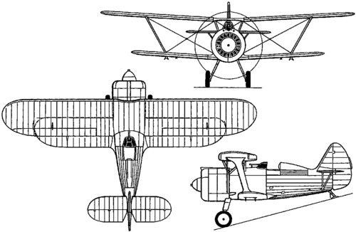 Polikarpov I-152 (1937)