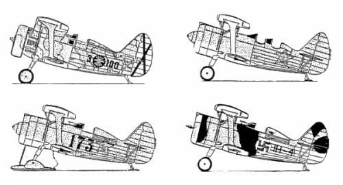 Polikarpov I-15 Rata