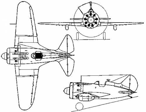 Polikarpov I-16