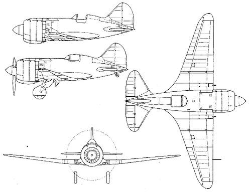 Polikarpov I-180S