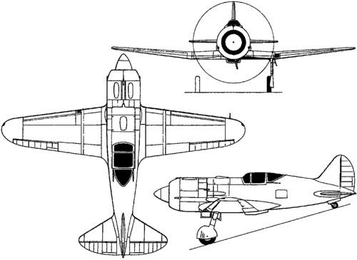 Polikarpov I-185 (1941)