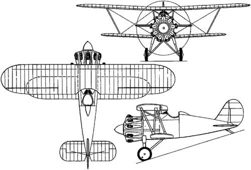 Polikarpov I-6 (1930)