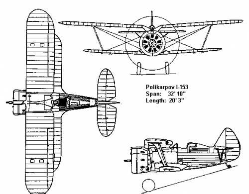 Polikarpov Il 53