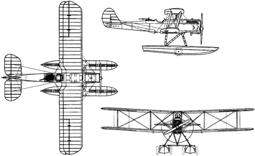 Polikarpov MR-1 (1925)