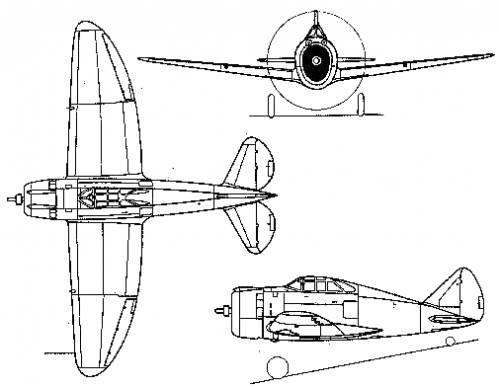 Republic P-43A Lancer