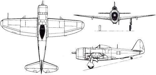 Republic P-47D-25 Thunderbolt