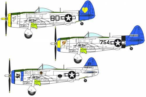 Republic P-47N Thunderbolt