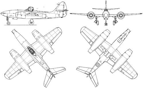 Sukhoi Su-13 (TK) Prototype