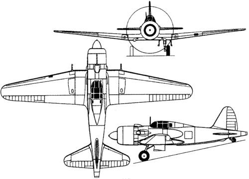 Sukhoi Su-7 (I) (1944)