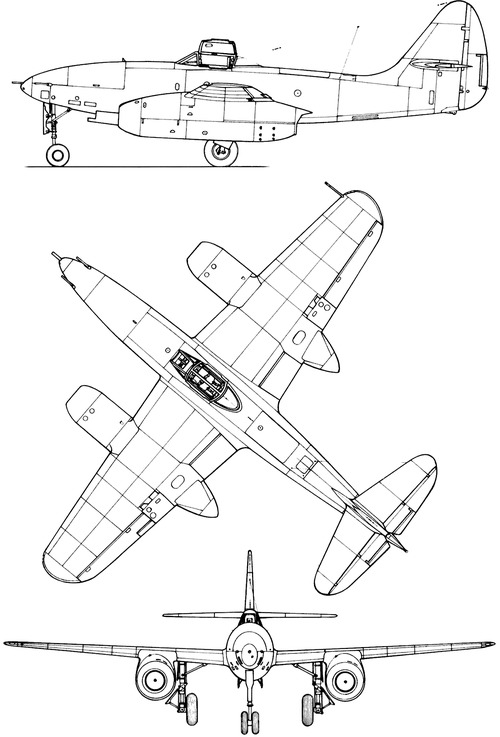 Sukhoi Su-9 (K) Prototype