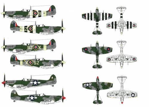 Supemarine Spitfire LF Mk.Vb