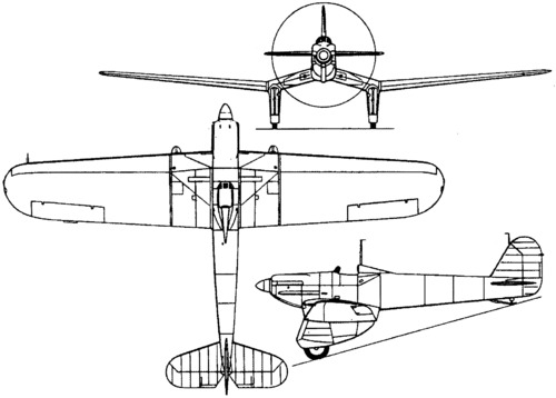 Supermarine 224 (F.7/30) (1934)
