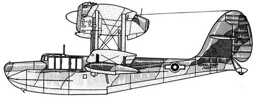 Supermarine Sea Otter Mk.I