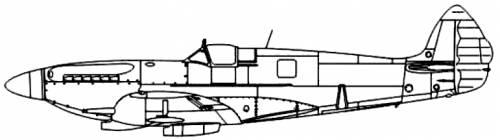 Supermarine Seafire F.15