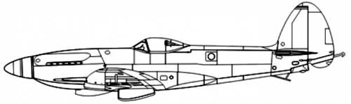 Supermarine Seafire FR.46