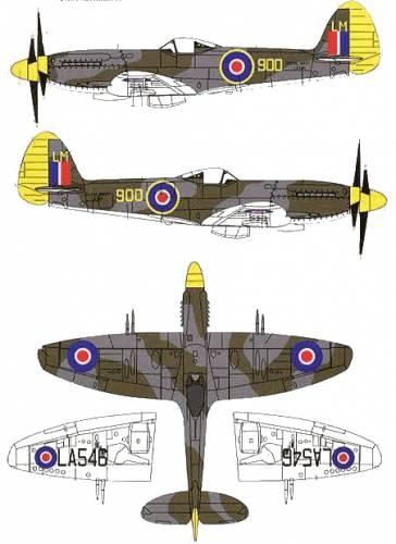 Supermarine Seafire Mk.46