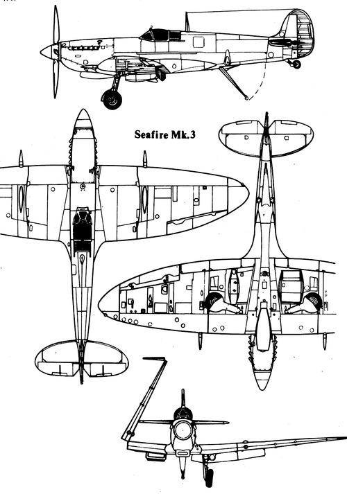 Supermarine Seafire Mk.III