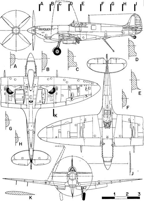 Supermarine Seafire Mk..III