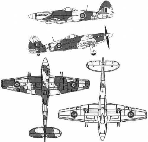 Supermarine Spiteful F. Mk.XIV