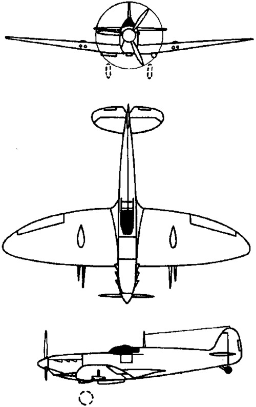 Supermarine Spitfire (1936)
