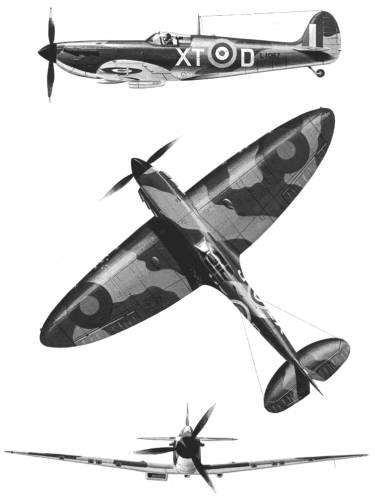 Supermarine Spitfire 1A
