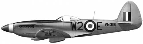 Supermarine Spitfire F Mk.24