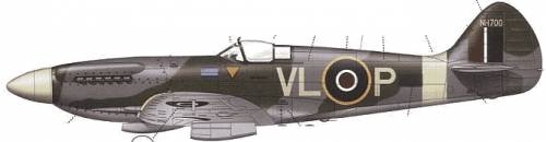 Supermarine Spitfire F Mk.XIV