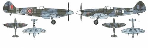 Supermarine Spitfire F. Mk.XIV