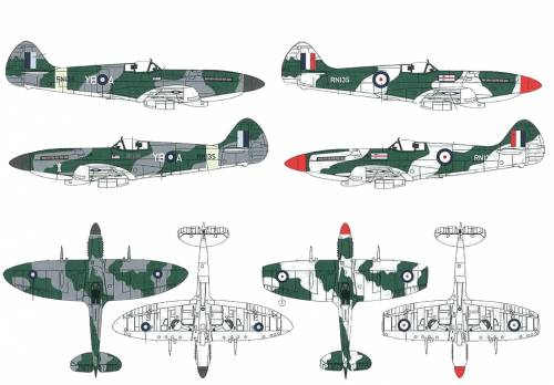Supermarine Spitfire F.Mk.XIVe