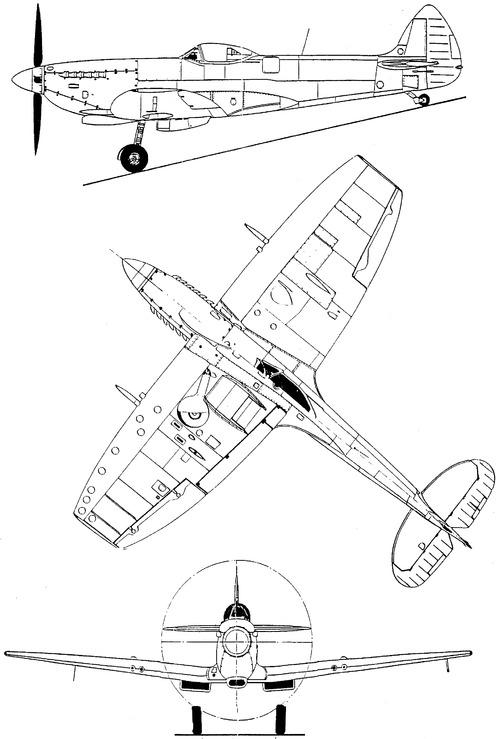 Supermarine Spitfire F Mk.XVI