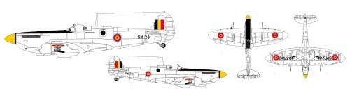 Supermarine Spitfire FR.Mk.IXc