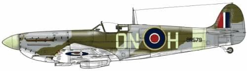 Supermarine Spitfire HF.Mk.VI