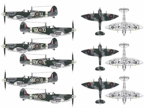 Supermarine Spitfire HF Mk.VI