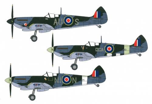 Supermarine Spitfire LF Mk.IX