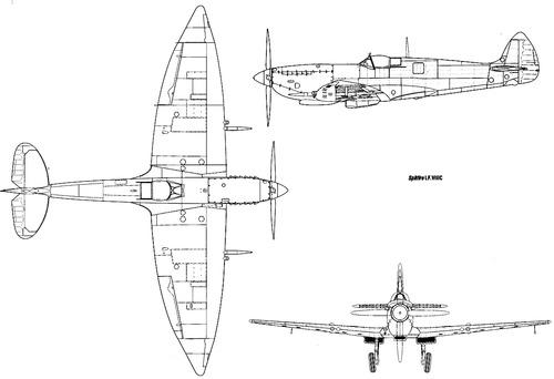 Supermarine Spitfire LF Mk.VIIIC