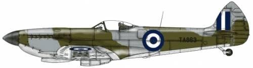 Supermarine Spitfire LF.Mk.XVI