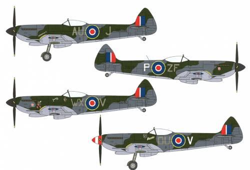 Supermarine Spitfire LF Mk.XVIe