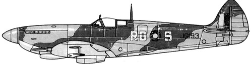 Supermarine Spitfire LF.VIII