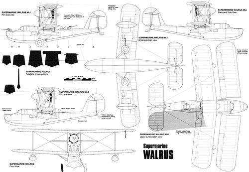 Supermarine Walrus