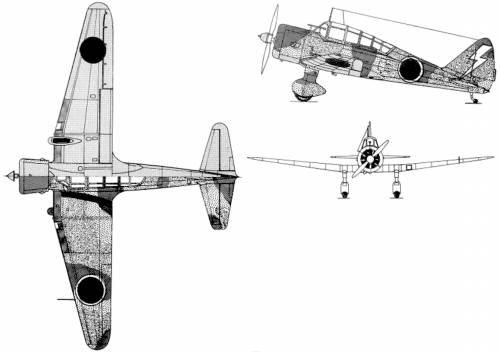 Tachikawa Ki-36