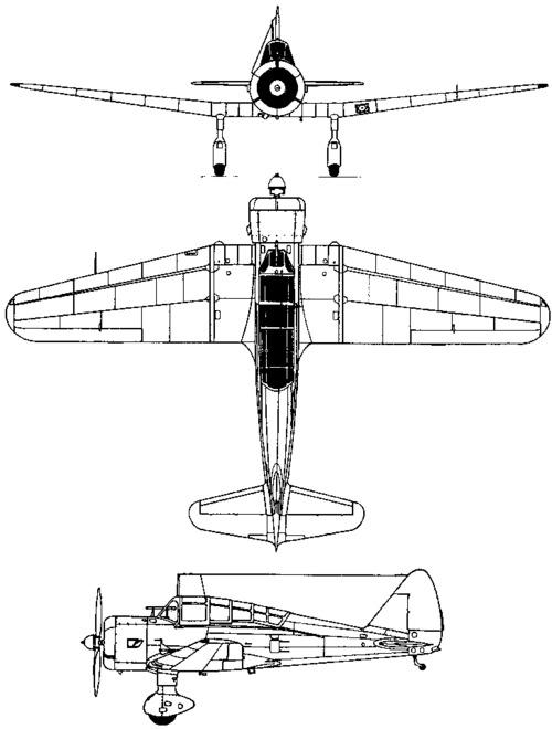 Tachikawa Ki-36 IDA (1938)